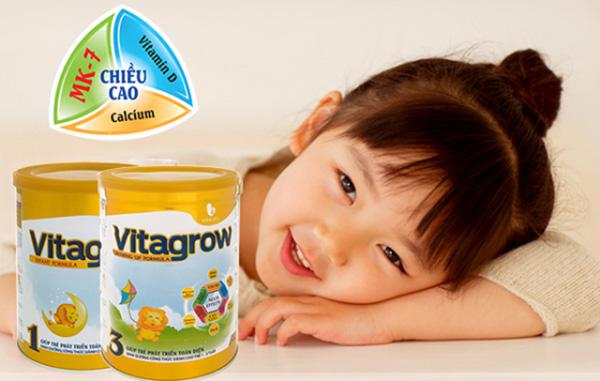 sữa Vitagrow