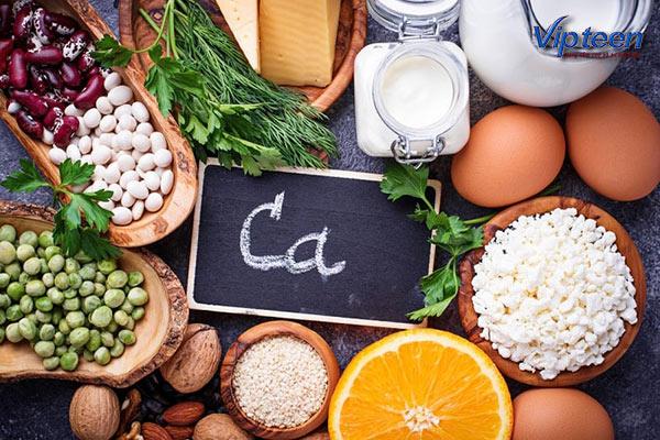 Thực phẩm giàu Vitamin D và Canxi cho trẻ