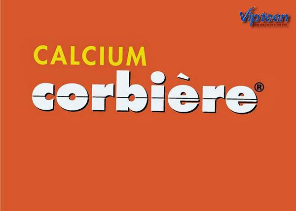 thuốc chữa còi xương Calcium Corbiere