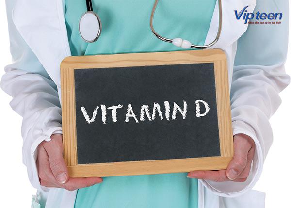 hàm lượng vitamin d bổ sung theo chỉ định của bác sĩ