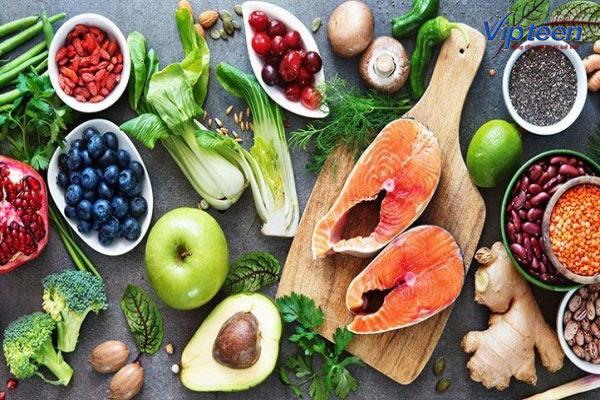 Nguyên nhân thiếu hụt Canxi là do chế độ dinh dưỡng