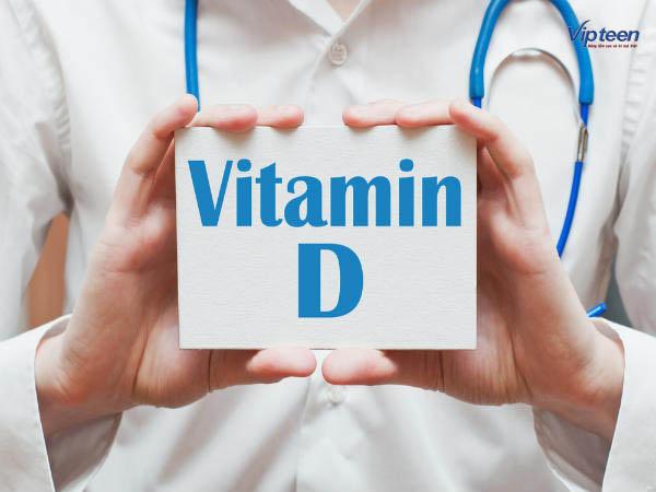 Vitamin D cho bé chậm mọc răng