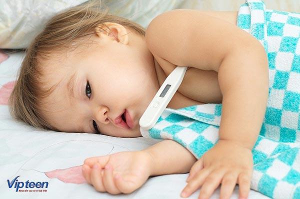 Viêm đường hô gấp có thể bị gây ra do virus cúm hoặc phế cầu khuẩn