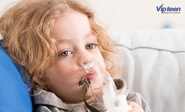 Bệnh viêm đường hô hấp trên ở trẻ em