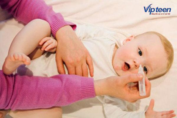 Phòng ngừa viêm đường hô hấp trên cho trẻ sơ sinh
