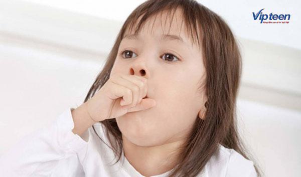 Trẻ bị viêm họng