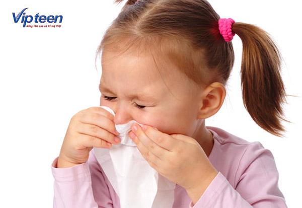 viêm đường hô hấp ở trẻ