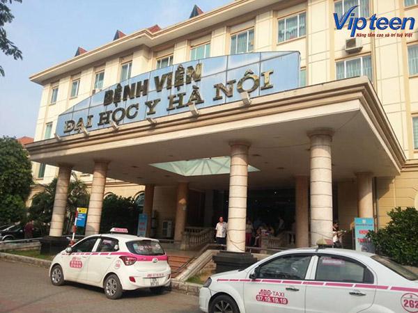 Bệnh viên Đại học Y Hà Nội