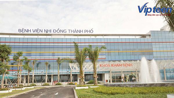 Bệnh viện Nhi Đồng Thành Phố