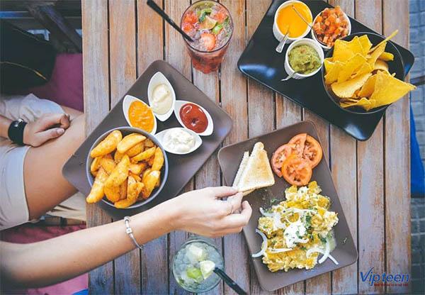 Dinh dưỡng không lành mạnh gây thiếu Canxi