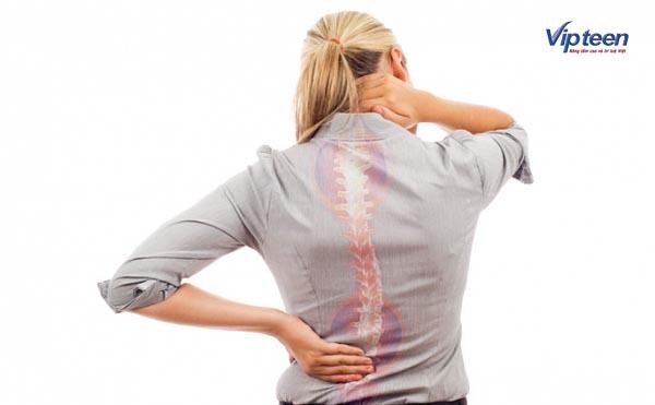 Thiếu Canxi gây ảnh hưởng tới xương khớp