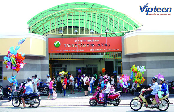 Trung tâm Dinh dưỡng TP.HCM