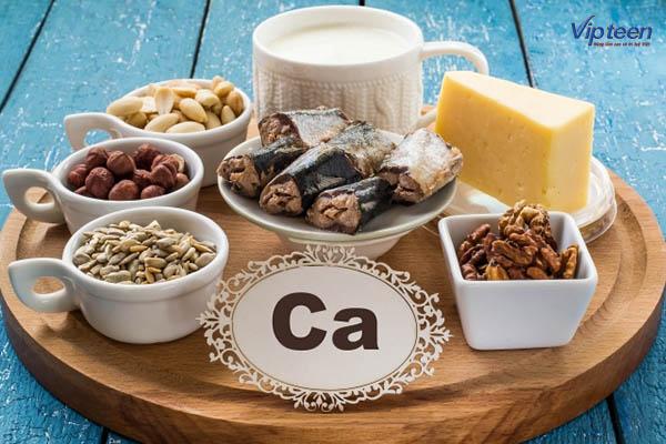 Cần chú ý khi kết hợp uống Canxi với các thực phẩm khác