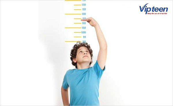 Trẻ cần được cung cấp đủ Canxi để có chiều cao tối đa