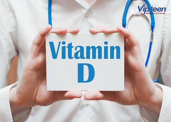 thiếu vitamin D gây còi xương
