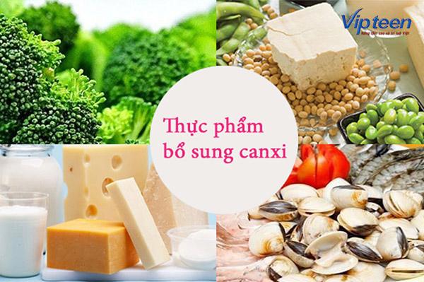 Bổ sung Canxi cho trẻ 4 tuổi từ nguồn thực phẩm đa dạng