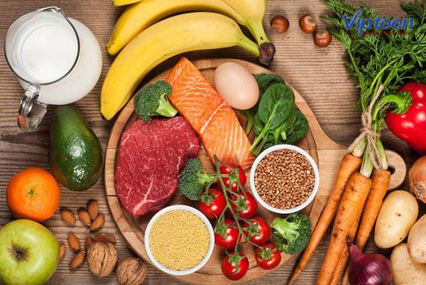 Giúp trẻ tăng chiều cao không béo bằng cách cân bằng chế độ dinh dưỡng
