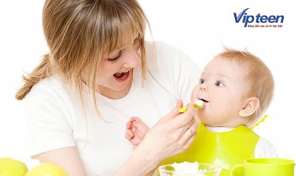 trẻ ăn nhiều hơn tránh thấp còi độ 1