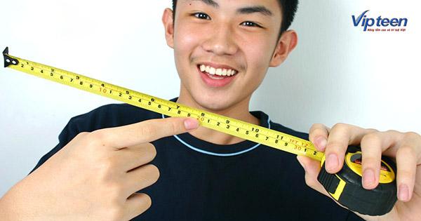 cách tăng chiều cao cho nam