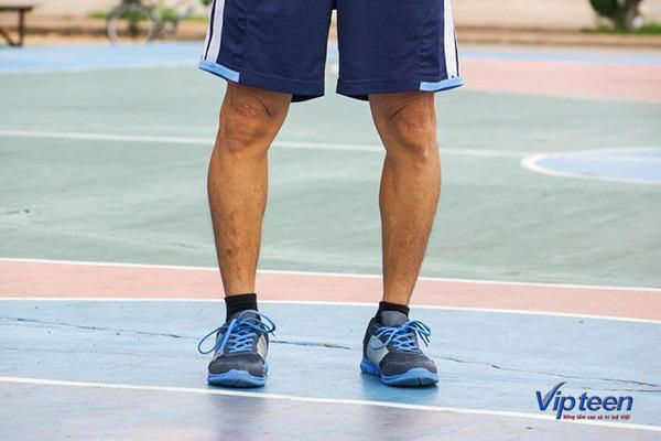 Còi xương thể cổ điển gây chân vòng kiềng