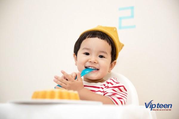 Bổ sung đủ chất dinh dưỡng cho trẻ còi xương thiếu máu