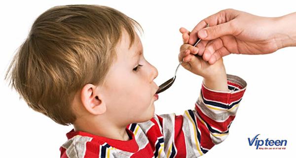 Bổ sung men vi sinh cho trẻ còi xương thiếu máu