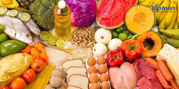 thực phẩm giúp tăng chiều cao
