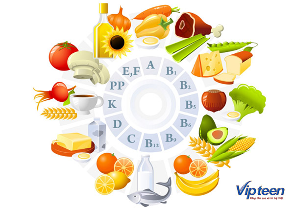 Bổ sung Vitamin và khoáng chất cho trẻ còi xương thể cổ điển